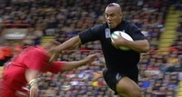 Anger Within: Jonah Lomu The Outstanding Story of a Rugby Legend on DVD image