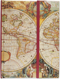 Old World Journal (Large, Foldover)