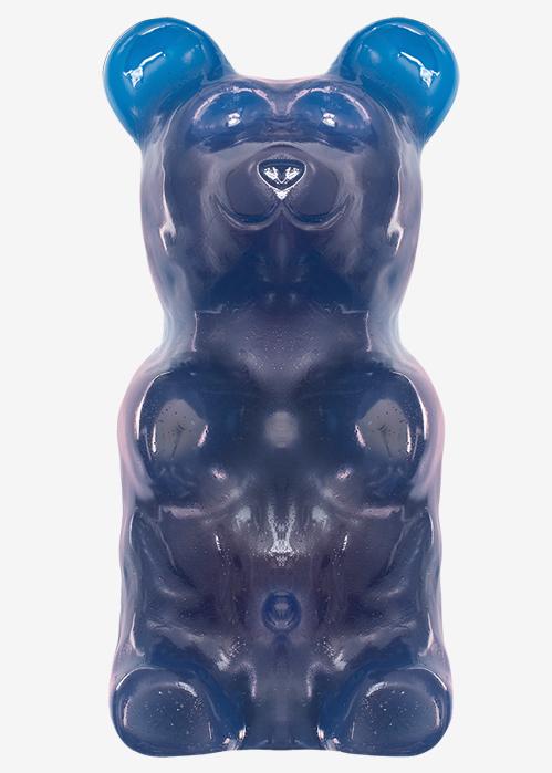 Blue Raspberry Giant Gummi Bear (2.3kg) & Blue Raspberry Giant Gummi Bear (2.3kg) | at Mighty Ape NZ