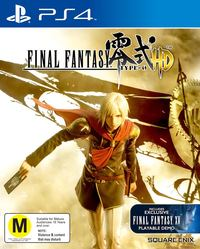 Final Fantasy Type-0 for PS4