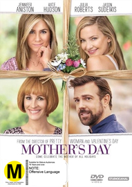 Mother's Day (2016) DVD
