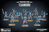 Warhammer 40,000 Thousand Sons Tzaangors