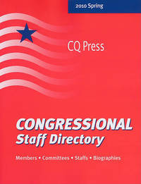 2010 Congressional Staff Directory/Spring 87e image
