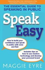 Speak Easy by Maggie Eyre
