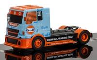 Scalextric: DPR RacingTruck: Gulf #68 - Slot Car