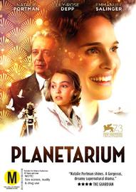 Planetarium on
