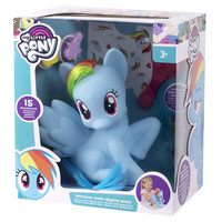 My Little Pony: Party Styling Head - (Rainbow Dash)