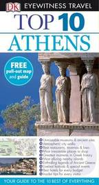 DK Eyewitness Top 10 Travel Guide: Athens by Coral Davenport image