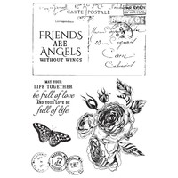 Kaisercraft: Rose Avenue Clear Stamp