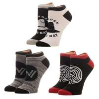 Westworld - Ankle Socks (3 Pack)