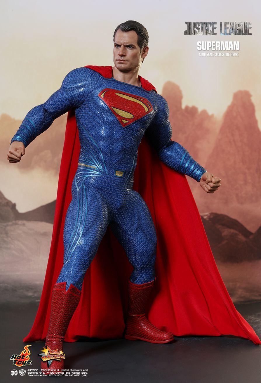 """Justice League: Superman - 12"""" Articulated Figure image"""