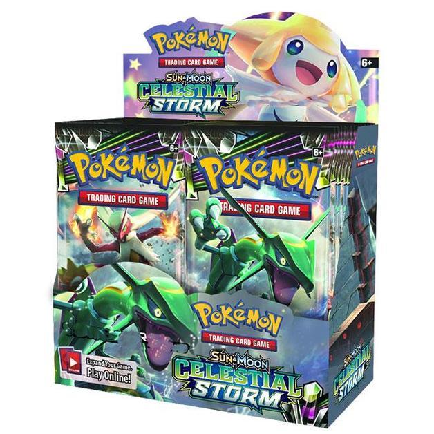 Pokemon TCG: Celestial Storm Booster Box (36 Packs)