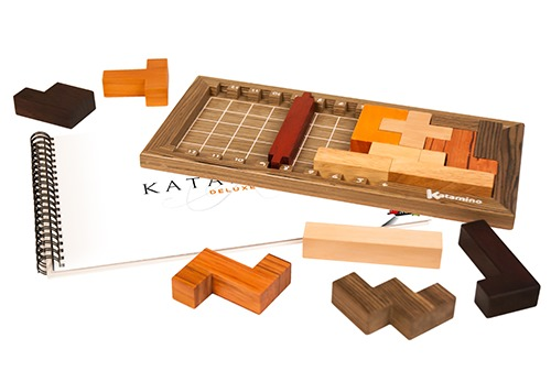 Katamino Deluxe - The Abstract Puzzle game