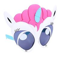 Sunstaches: Costume Sunglasses - Unicorn