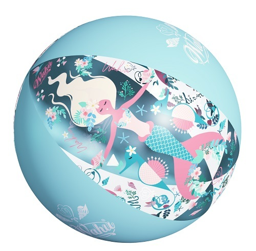Wahu Beach: Mermaid - Beach Ball image
