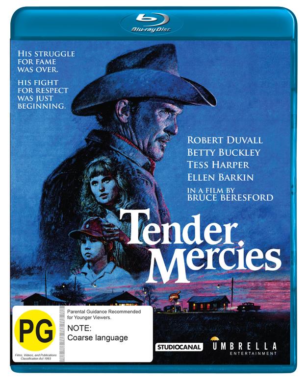 Tender Mercies on Blu-ray