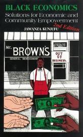 Black Economics by Jawanza Kunjufu