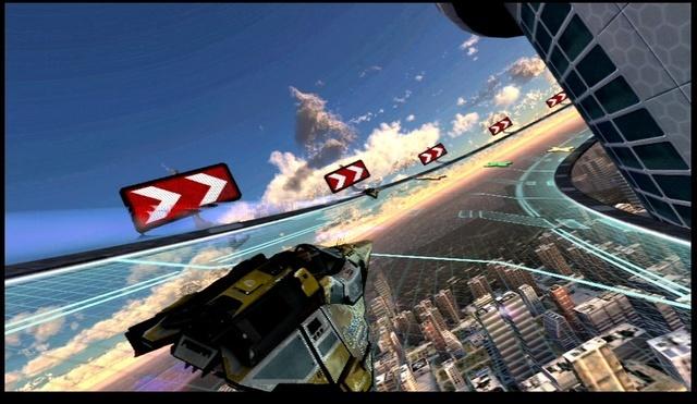 WipEout 2048 screenshots, Screenshot 2 of 7