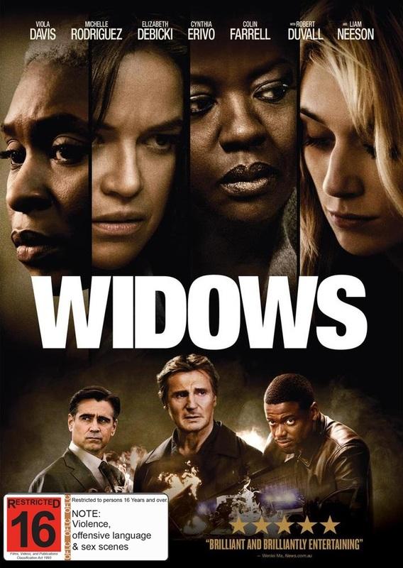 Widows on DVD