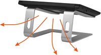 Gorilla Arms Laptop Riser Stand
