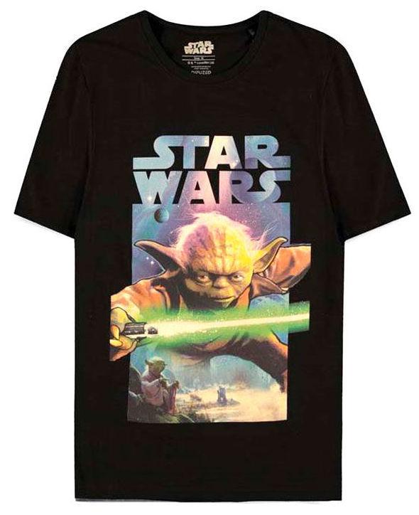Star Wars: Yoda Poster - T-Shirt (Size - L)
