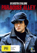 Paradise Alley on DVD