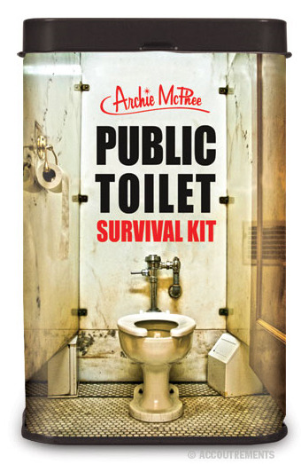 Public Toilet Survival Kit | at Mighty Ape NZ