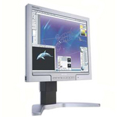 """PHILIPS Philips 17"""" 170P7ES Silver LCD Monitor"""