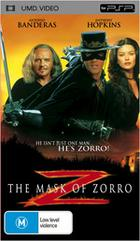 The Mask of Zorro for PSP