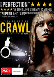 Crawl DVD