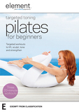 Element Targeted Toning Pilates for Beginners DVD