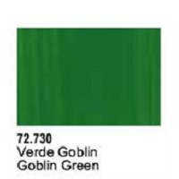 Vallejo Game Air Goblin Green Acrylic Paint (17ml)