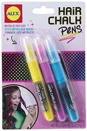 Hair Chalk Pens - Alex