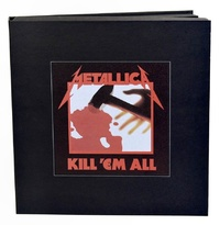 Kill 'Em All - 2016 Deluxe Box Set by Metallica