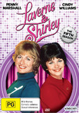Laverne & Shirley Season 5 on DVD