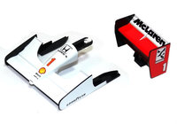 Scalextric: FR+RR Wings for McLaren MP4/7