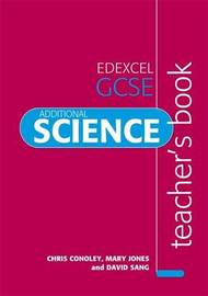 Edexcel GCSE Additional Science by Chris Conoley image