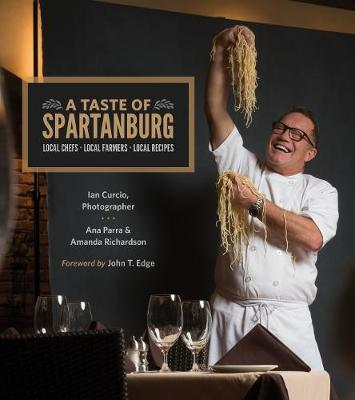 A Taste of Spartanburg by Ana Parra image