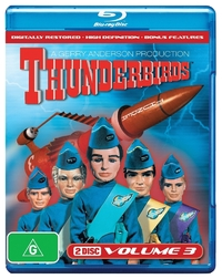 Thunderbirds (1965) - Volume 3 on Blu-ray image