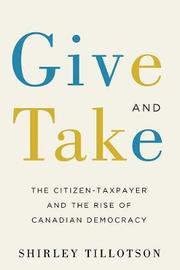 Give and Take by Shirley Tillotson image