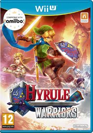 Hyrule Warriors for Nintendo Wii U