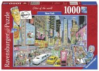 Ravensburger : New York Puzzle (1000 Pcs)