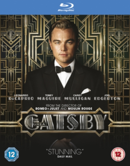 Great Gatsby on Blu-ray