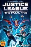Justice League: Fatal Five on DVD