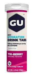 GU Hydration Tabs - Triberry (54g) image