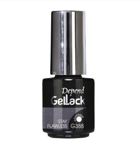 Gellack Nail Polish - 388 Stay Flawless