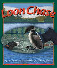 Loon Chase by Jean Heilprin Diehl image