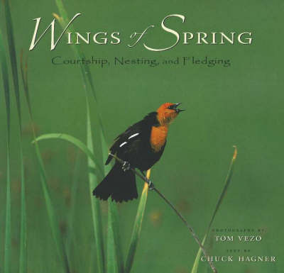 Wings of Spring by Chuck Hagner