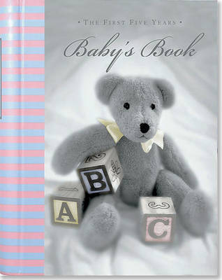 Baby's Book: The First Five Years by Virginia Reynolds