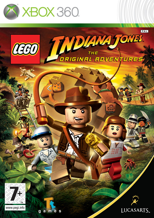 LEGO Indiana Jones: The Original Adventures for Xbox 360